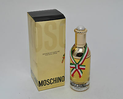Moschino, Deodorant, 75 Ml Spray