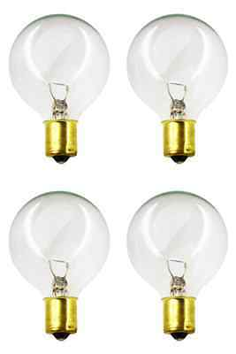 4-PackLight  Bulb #20-99C Clear 12 V, 13W, BA15s Base, G-16.5, Camper/RV