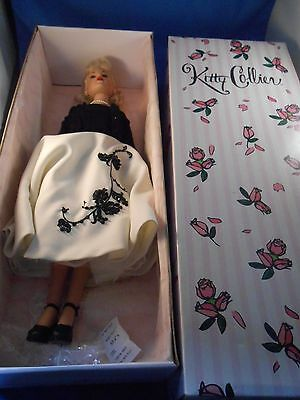 Tonner Kitty Collier 18 in. Blonde Pony Tail Doll Date for Dinner Outfit KC 3803