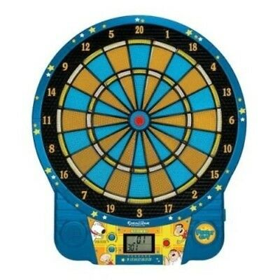 Family Guy Talking Electronic Dartboard PL340 Collector's Item RARE