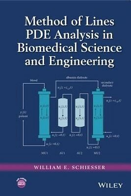 Method of Lines Pde Analysis in Biomedical Science and Engineering by Schiesser