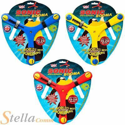 Wicked Vision Sonic Booma Summer Garden Childrens Boomerang Frisbee Toy