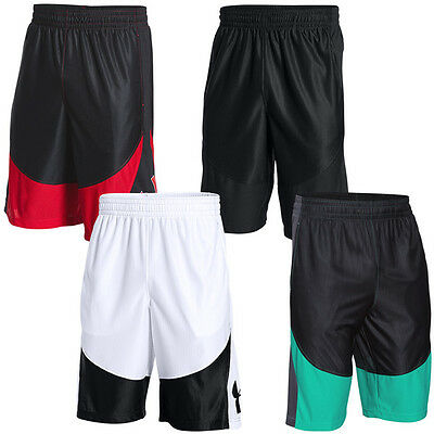 "Under Armour Mo Money Basketball Short 12"" Men Herren Kurze Hose 1254397 Shorts"