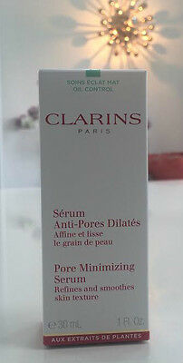 Clarins 30ml Pore Minimizing Serum New