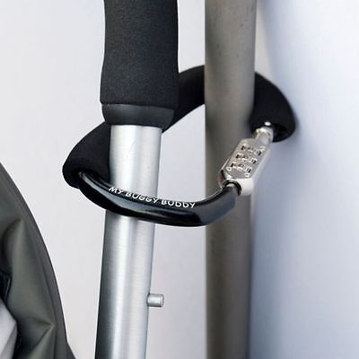 My Buggy Buddy Lock | Pram Hook & Lock | Secure your Pram with the Buggy Lock