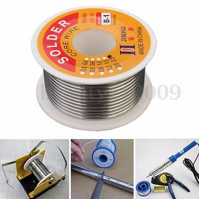 0.5~ 2.3mm 60/40 Tin Lead Tin Wire Melt Rosin Core Solder Soldering Wire Roll