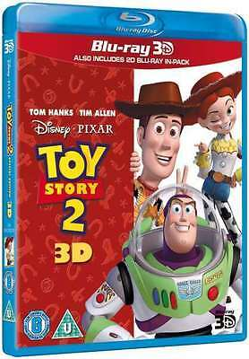 Toy Story 2: 3D*****blu-Ray*****region B*****new & Sealed