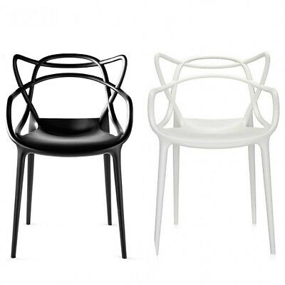 Masters Chair Philippe Starck Style All Colours