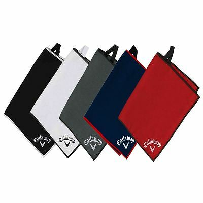 Callaway Players Microfiber Large Golf Towel 30x20