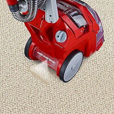 NEW Rug Doctor Deep Carpet Cleaner 75% More Suction Super Boost