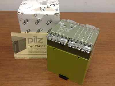 PILZ - Part #PNOZ/2 - Safety Relay - NEW