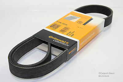 Conti Contitech V-Ribbed Belts Belt (6PK1610/6PK1613)