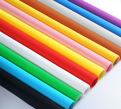 9 Different Color Holiday Wrapping Paper Roll Gift Rainbow Color Wrapping Paper