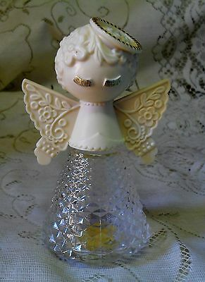 Vintage Avon Heavenly Angel Sonnet Cologne Bottle