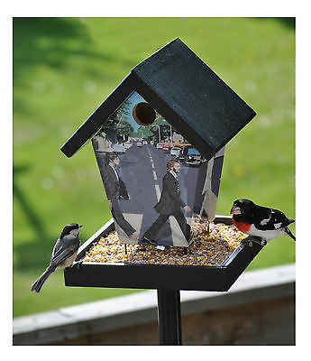 The Beatles Abbey Road Bird Feeder
