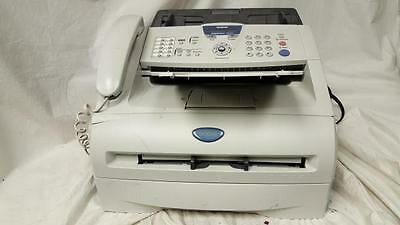 Brother IntelliFAX 2820 Fax and Copier All-In-One Laser Printer Page Count: 294
