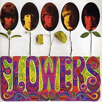 The Rolling Stones - Flowers [New CD]