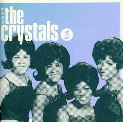The Crystals, Crystals - Best of [New CD]