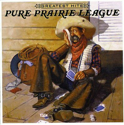 Pure Prairie League - Greatest Hits [New CD]