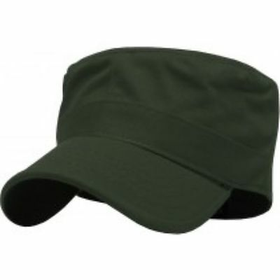 KBETHOS CADET FITTED Caps Army Military Hats Men Cotton Summer Army New w/ Tags