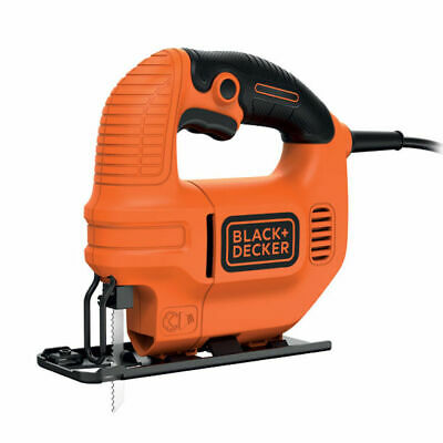 Black&Decker seghetto alternativo compatto 400W + lama uso professionale KS501