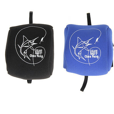 Fishing Casting Reel Case Protective Bait Casting Pouch Cover Storage Bag Tackle
