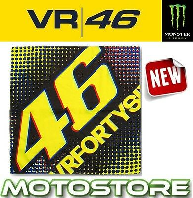 Vr46 Valentino Rossi Vrfortysix Official The Doctor Bandana Yellow