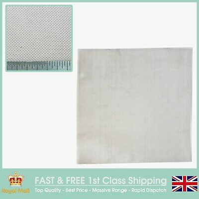 Woven Wire 30 Mesh - 30 x 30cm x 0.57mm  (Insect/Mosquito Screen) SS304 Sheet