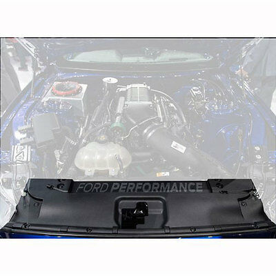 Ford Performance M-8291FP Mustang Radiator Cover V6/GT/EcoBoost 15-17