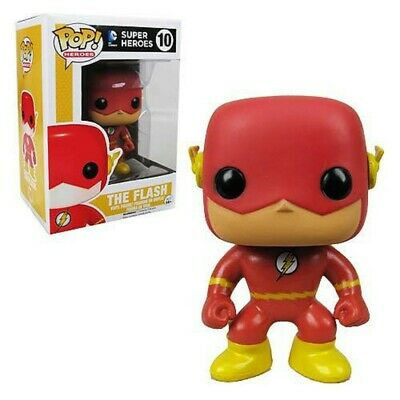 Flash 10 DC Comics Funko Pop! Vinyl Figure Brand New