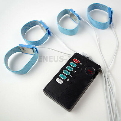 NEW Male Extender Enlargement Electro Shock Stimulation Impotence Aide