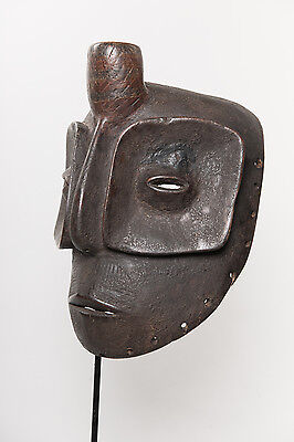 Bembe Face Mask, D.R. Congo, Zambia, Old South African Provenance