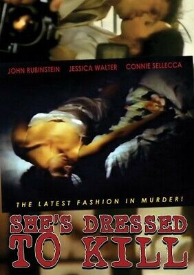 She's Dressed to Kill (2008, DVD NEW)