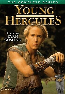 Young Hercules: The Complete Series - 6 DISC SET (2015, REGION 1 DVD New)