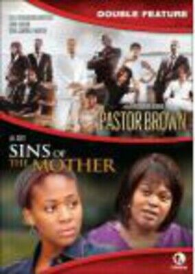 Pastor Brown / Sins Of The Mother Df (2015, REGION 1 DVD New)