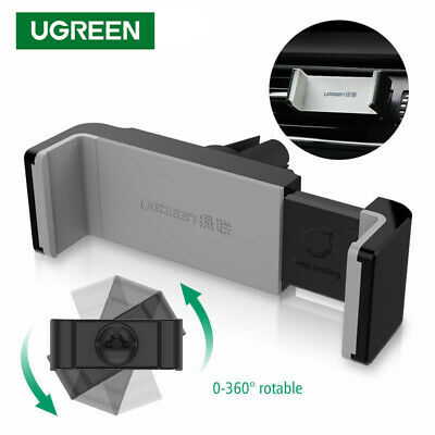 Ugreen Universal Air Vent in Car Phone Holder Mount Cradle Stand for iPhone GPS