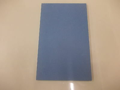 Valchromat Coloured Wood 210 x 148 x 8mm A5 Blue Board Sheet DIY  Panel