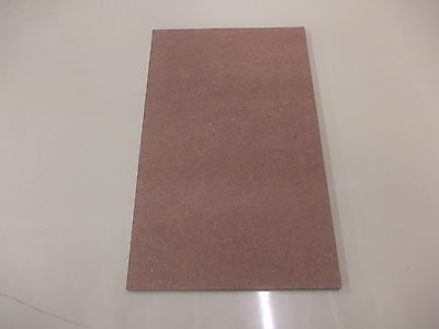 Valchromat Coloured Wood 210 x 148x 8mm A5 Chocolate Board Sheet DIY Wood Panel