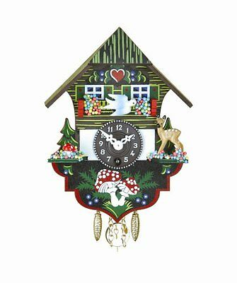 Black Forest Clock Black Forest House TU 61 P