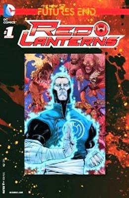 Red Lanterns Futures End #1 (2014) Standard Cover 1St Printing