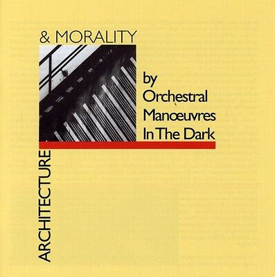 Orchestral Manoeuvre - Architecture & Morality [New CD] Bonus T