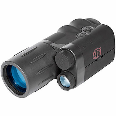 ATN Digital Night Vision Color Monocular 4X