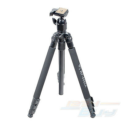 """New 64"""" 6662A Universal Pro Compact Professional Camera Camcorder Tripod Stand"""