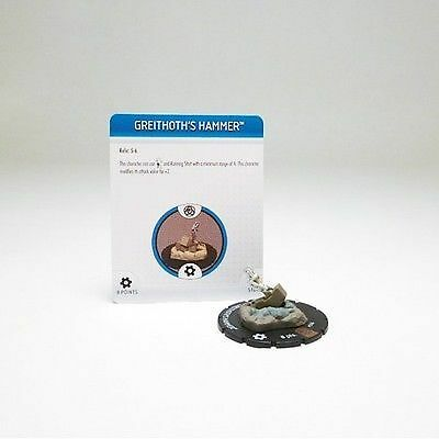 Greithoth's Hammer S104 - Heroclix