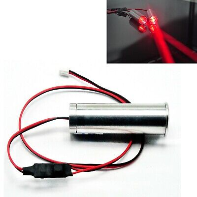 650nm 660nm 130mW 3.6-5V Red Laser Dot Module Thick Beam Bar Stage Light