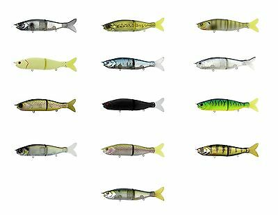 River2Sea S Waver 168S Hard Swimbait Various Colors Bass Lure Pike Bait Muskie