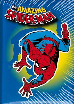 Diario Spiderman blu