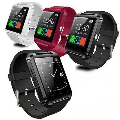 New Bluetooth Smart Wrist Watch Phone Mate For Android Smart Phone MG