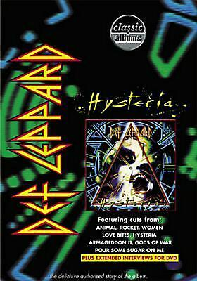 Classic Albums:hysteria - DVD Region 1 Free Shipping!