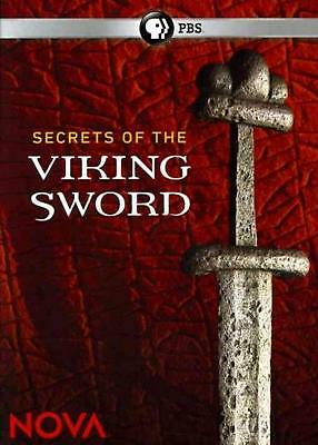 Nova:secrets of the Viking Sword - DVD Region 1 Free Shipping!